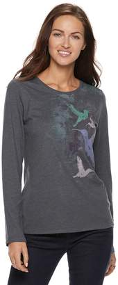 Sonoma Goods For Life Women's SONOMA Goods for Life Graphic Crewneck Tee