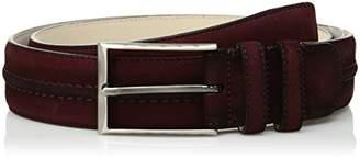Mezlan Men's Belts Men's Naville Suede