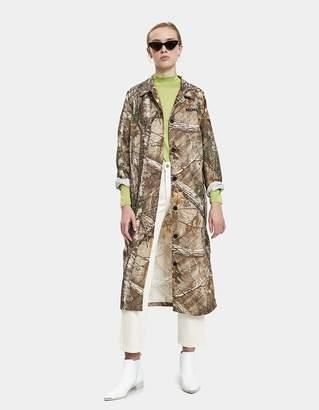 ad987022fb1 Stussy Realtree Elsa Long Coat