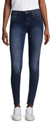 True Religion Jennie Fade Skinny Jeans