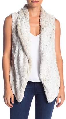 Show Me Your Mumu Fausta Faux Fur Vest