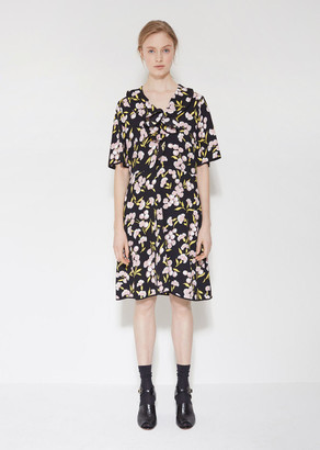 Marni Floral Dress $1,670 thestylecure.com
