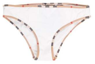 Burberry Nova Check Swim Bottoms