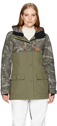 DC Cruiser Tailored Fit Snow Jacket