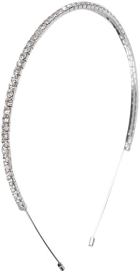 Faux Diamond Headband