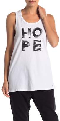 THE PHLUID PROJECT Hope Graphic Tank