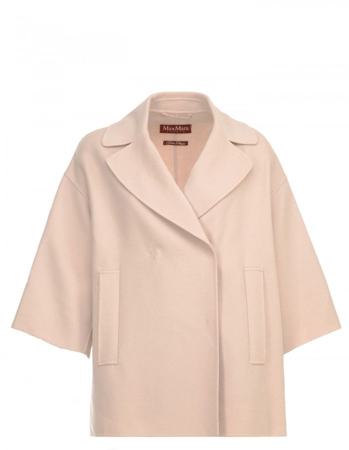 Max MaraMax Mara Short Wool Coat