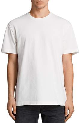 ALLSAINTS Monta Short Sleeve Solid Tee $75 thestylecure.com