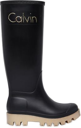 30mm Eliza Rubber Boots $170 thestylecure.com