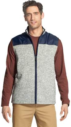 Izod Men's Spectator Fleece Vest