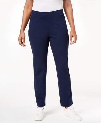 Karen Scott Pull-On Pants, Created for Macy's