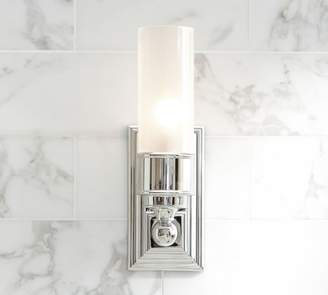 Pottery Barn Sussex Tube Sconce