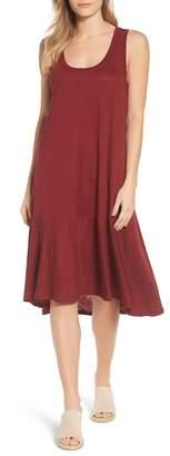 Caslon R) Drop Waist Jersey Dress