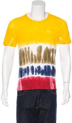 DSQUARED2 Renny-Fit Tie-Dye T-Shirt w/ Tags