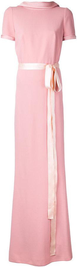 Paule KaPaule Ka short sleeve gown