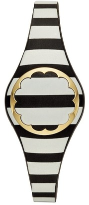 Kate Spade New York Women's Scallop Activity Tracker $98 thestylecure.com