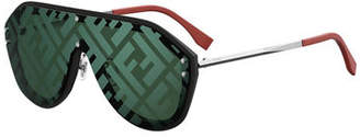 Fendi FF Shield Sunglasses
