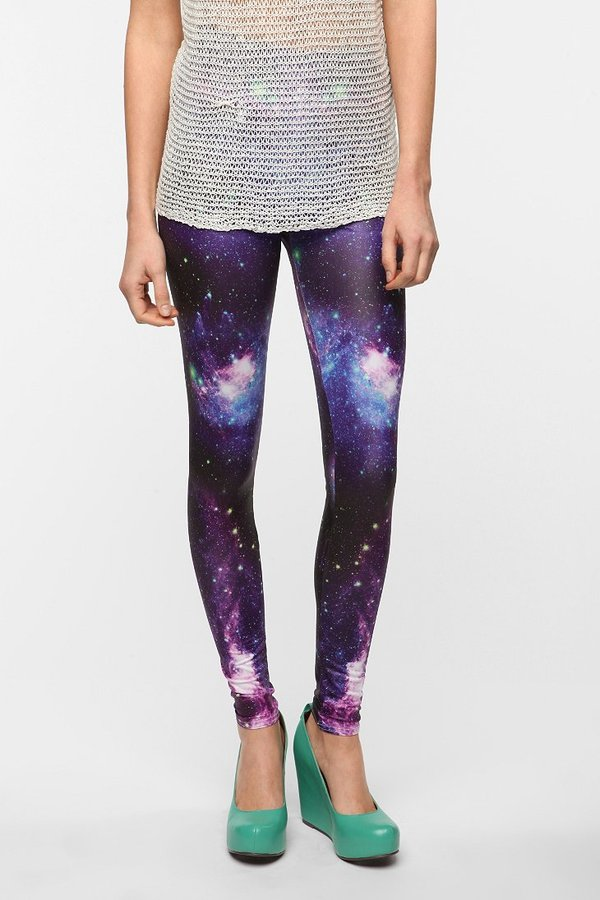 Urban Outfitters BamBam Nebula Print Legging