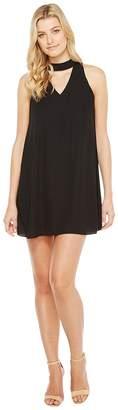 Brigitte Bailey Kerianne Sleeveless Keyhole Dress Women's Dress