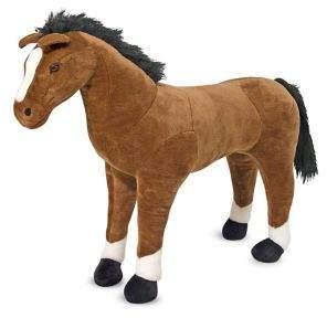 Melissa & Doug Horse Plush Toy