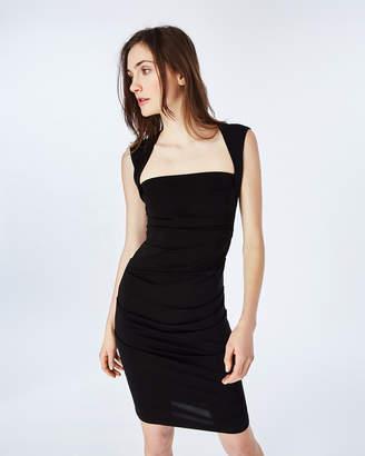 Nicole Miller Felicity Stretch Jersey Dress