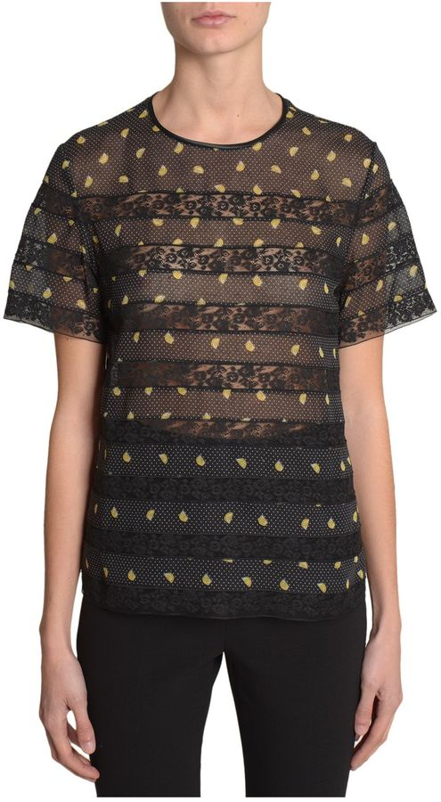 Marc By Marc Jacobs Fantasy Print T-shirt