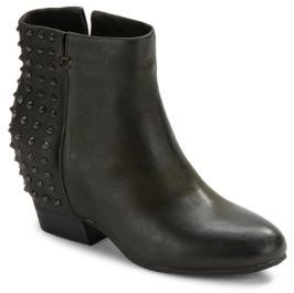 Studded Ankle Boots $215 thestylecure.com