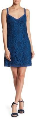 BB Dakota Lace Detail Spaghetti Strap Dress