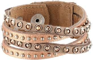 Leather Rock Carrie Bracelet Bracelet