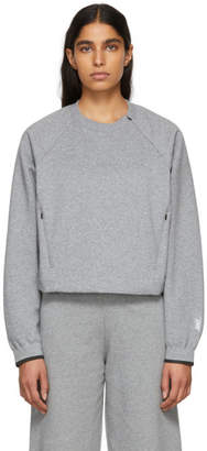 Nike Grey Fleece City Ready Sweatshirt
