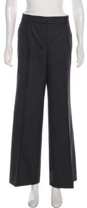 Chloé High-Rise Wide-Leg Pants