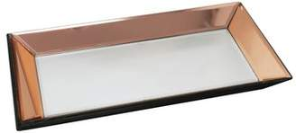 House Of Hampton Mirrored Serving Tray