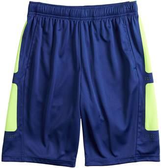 Tek Gear Boys 8-20 & Husky Laser-Cut Shorts