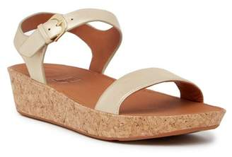 FitFlop Bon II Leather Back Strap Sandal
