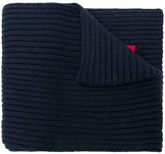 Tommy Hilfiger flag knitted scarf