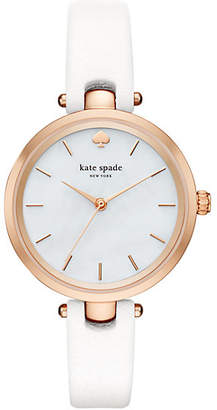 White and rose holland watch $175 thestylecure.com