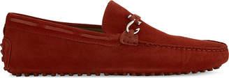 Aldo Roxbury suede loafers