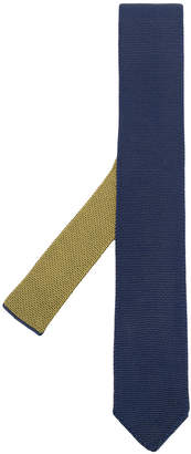 Tonello bicolour tie