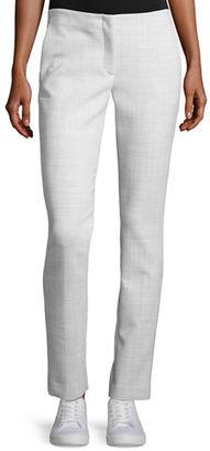 Theory Tennyson B Pioneer Pants, Black $295 thestylecure.com