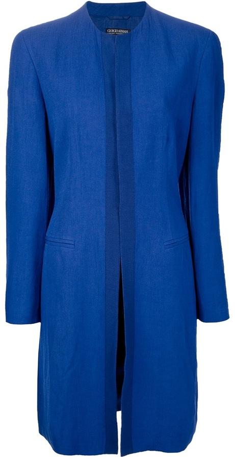 Giorgio Armani Vintage Long jacket