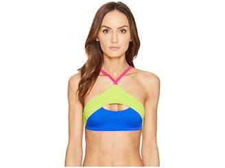 L'Agent by Agent Provocateur Alenya Bikini Top Women's Swimwear