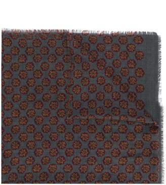 Barba printed scarf