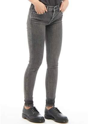Levi's Womens Line 8 Mid Skinny Jeans L8 Hit