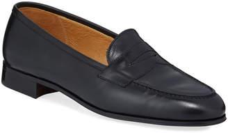 Gravati Calf Leather Penny Loafer