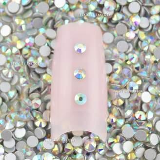 Factory Beauties Nail Art Crystal Rhinestone x 1440pcs