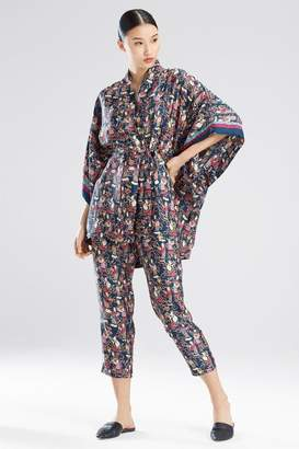 Natori Tea Garden Robe