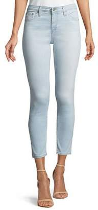 AG Jeans Mid-Rise Super Skinny Ankle Legging Jeans