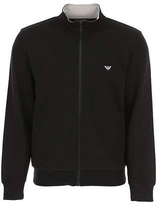 Emporio Armani Zip Sweater