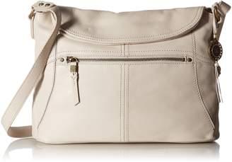 The Sak Esperato Flap Hobo Convertible Cross Body Bag