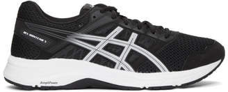 Asics Black Gel-Contend 5 Sneakers